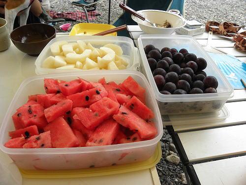 14フルーツたっぷり
