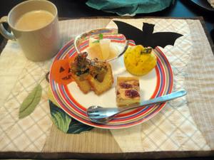 TeaTimeも 楽しく・美味しく☆ママトークで盛り上がります♪