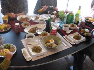 久しぶりの GMランチ会♪ 今回は、韓国料理メニューでした☆