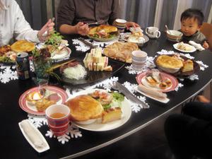 irurumu家ご家族と・夕食会♪