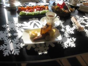 いつも美味しいたくさんのお土産をありがとうございます!!! 念願の☆ねんりんやのバームクーヘンに感激でした♪