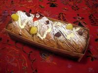 Kitouサンから、美味しいマロンツイストのクリスマスパン・プレゼント^0^