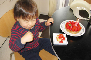かずしクン、お誕生日おめでとう~!!!