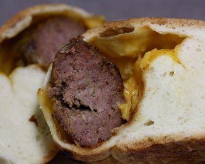 チーズハンバーグ2