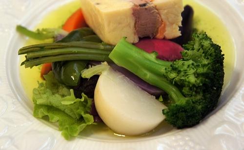 テリーヌ野菜