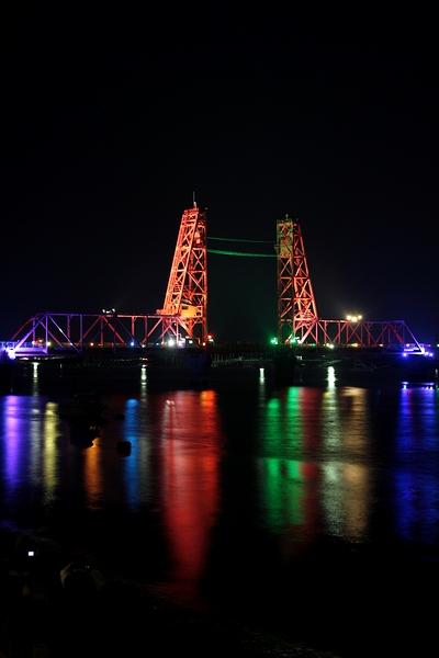 昇開橋ライト