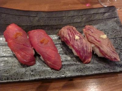バル肉寿司 (8)