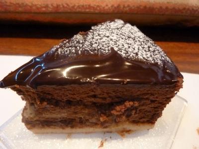 ベルギーショコラケーキ (2)
