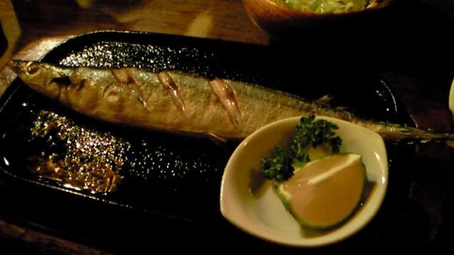秋刀魚の新しい食べ方