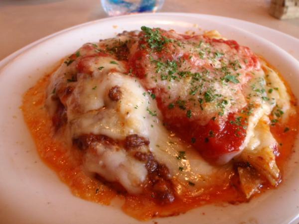 優しいイタリアンマンマの味