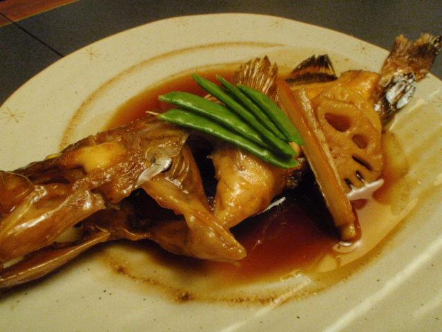 魚と日本酒って素晴らしい組み合わせやな~