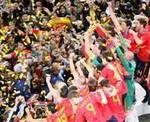 スペイン、初優勝