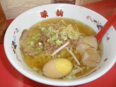 味仙台湾麺630円