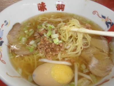 味仙台湾麺の麺