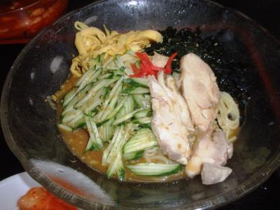 桜橋店冷麺