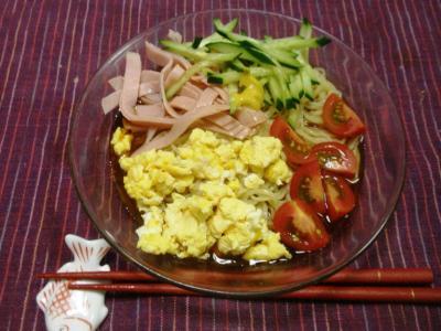 551蓬莱の冷麺1パック2人前300円
