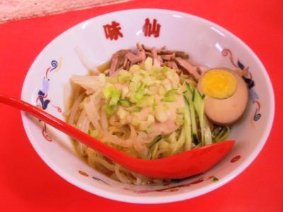 味仙涼麺840円