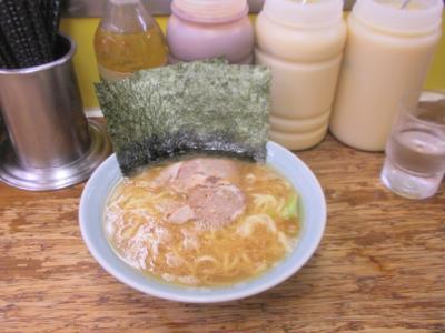 まこと家ラーメン600円