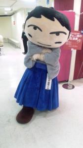 阪神百貨店長崎物産展ながさき龍馬くん