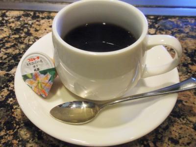 鉄板焼グリルロアランチコーヒー