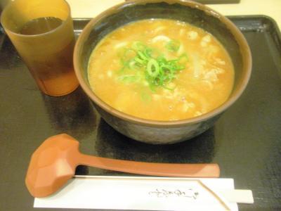 讃州一番カレーうどん601円
