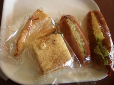 境港神戸ベーカリー一反もめんとぬりかべパン