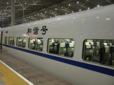 中国新幹線車両