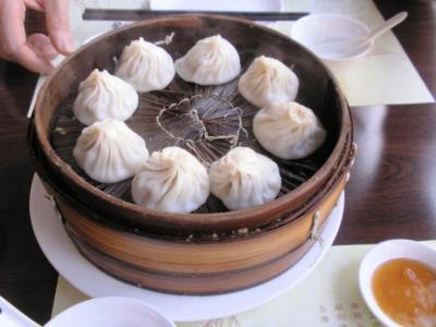 南翔饅頭店南京西路店小龍包