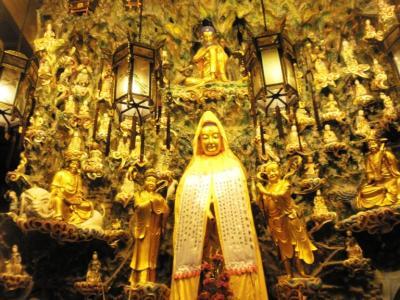 上海龍華古寺仏像2