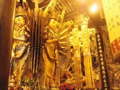 上海龍華古寺仏像3