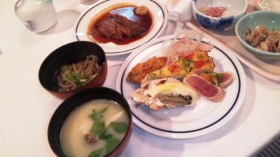 かつうら御苑20110220夕食バイキング1