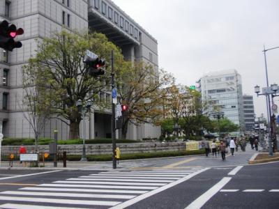 大阪市役所外観