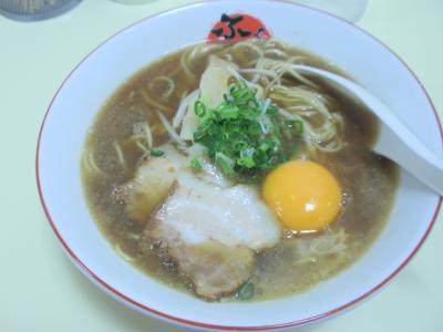 阪神百貨店四国物産展ふく利ラーメン玉子入り551円