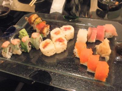 GENESIS(ジェネシス)寿司盛り合わせ1