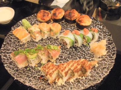 GENESIS(ジェネシス)寿司盛り合わせ2