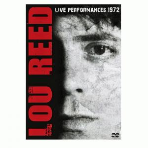 Lou Reed『Live Performances 1972  1974』JPEG