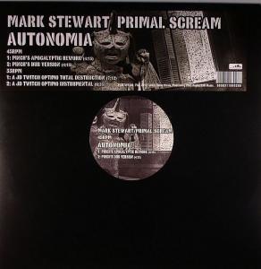 Mark Stewart PRIMAL SCREAM