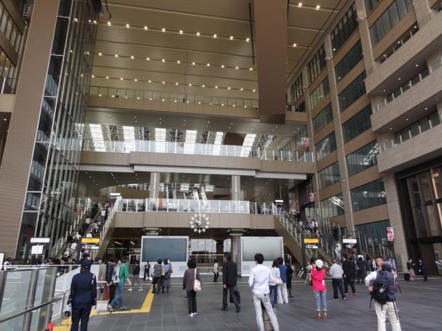 大阪ステーションシティ。