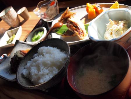 吉野辺定食