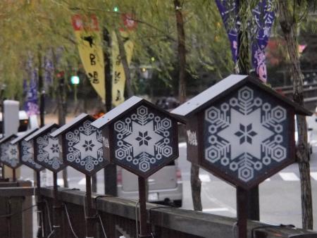 下呂温泉街