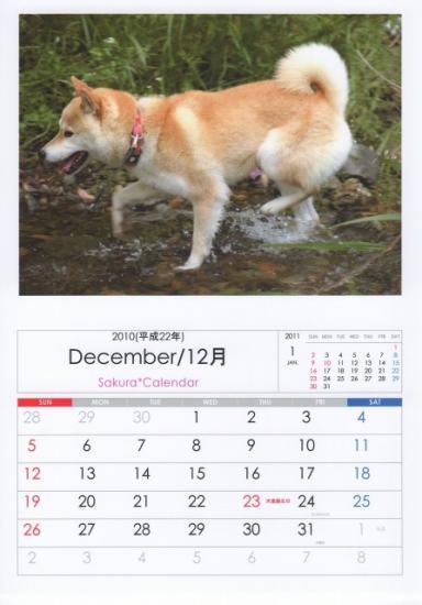 12月カレンダーB