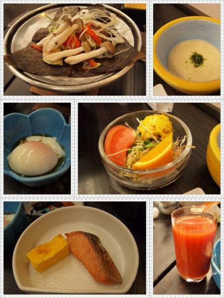 朝食いっぱい~