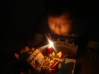 誕生日2010