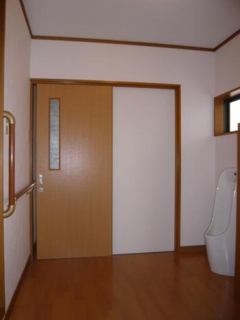 施工後トイレ全景 縮