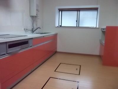 キッチンと収納2