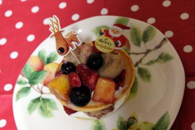 いちおーケーキね(;^ω^)