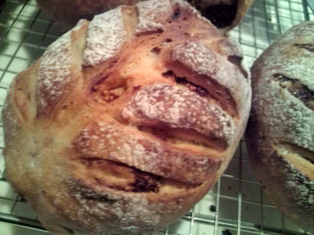 無花果パン