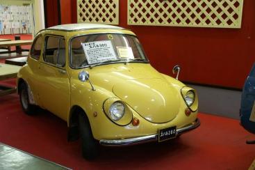 てんとう虫・・・大好きな車♪
