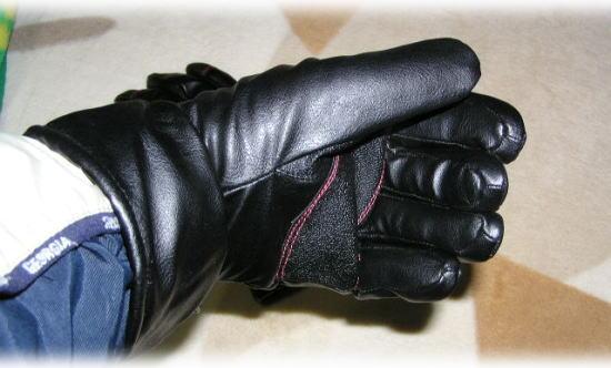防寒用手袋2
