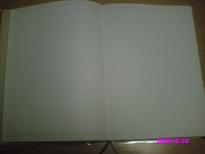 来年の手帳(ノート)